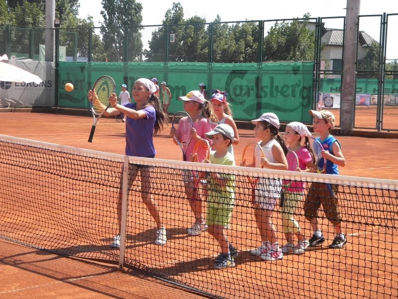 Тенис лято за вашите деца!