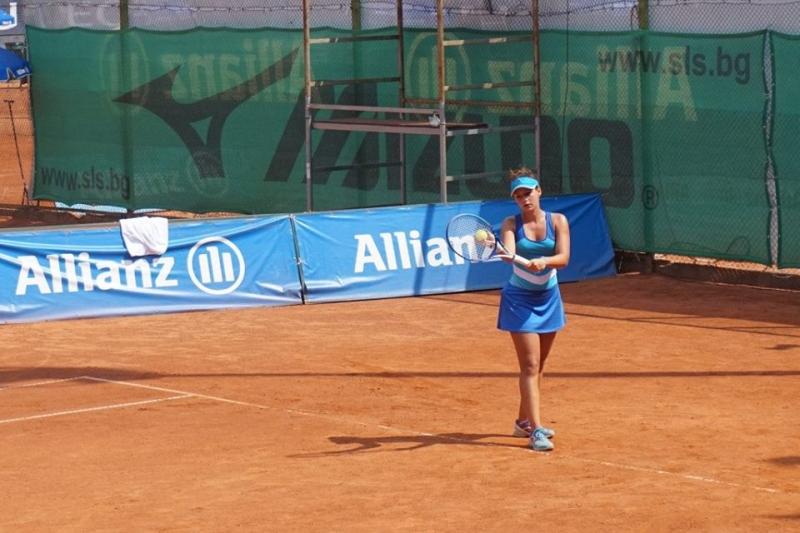 Травма отказа Стаматова от турнира в Хамамет