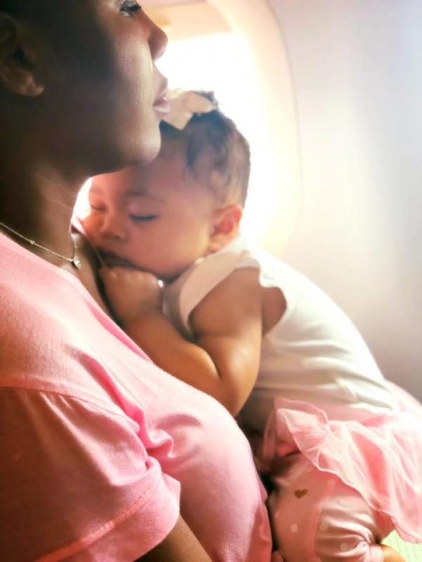 10-месечната дъщеря на Серина Уилямс е истински хит в Инстаграм
