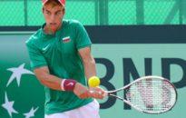 Aдриан Андреев е на осминафинал