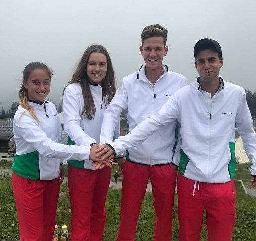 Андреев и Топалова с победи на Европейското