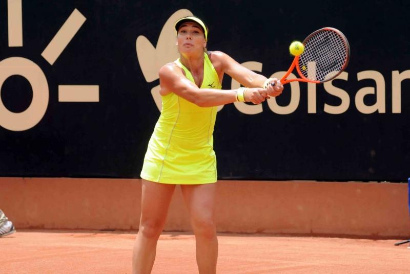 Бивша №27 спря Костова на турнир в Германия