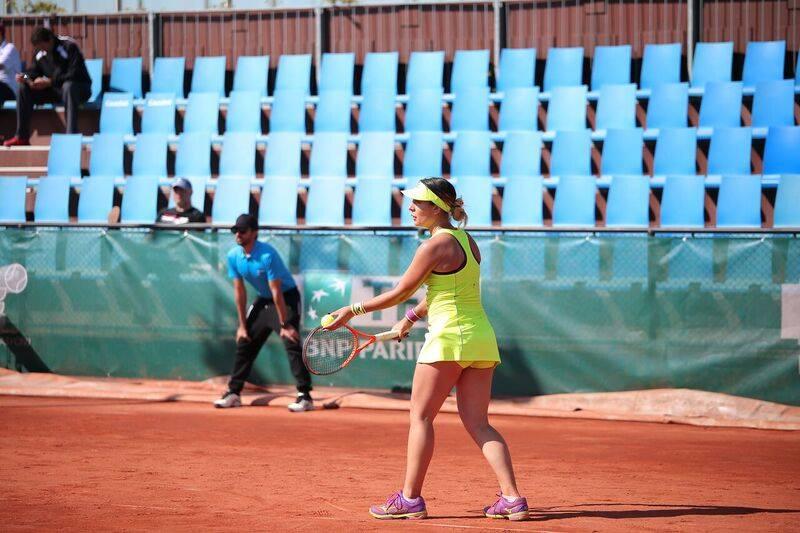 Чехкиня спря Елица Костова на турнира в Гщаад