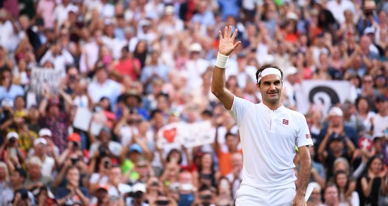 Федерер не се изпоти по пътя към четвърти кръг