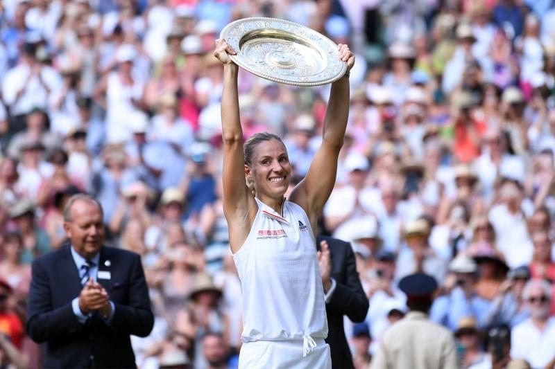 Кербер: Тенисът е моята работа и моят живот, но...