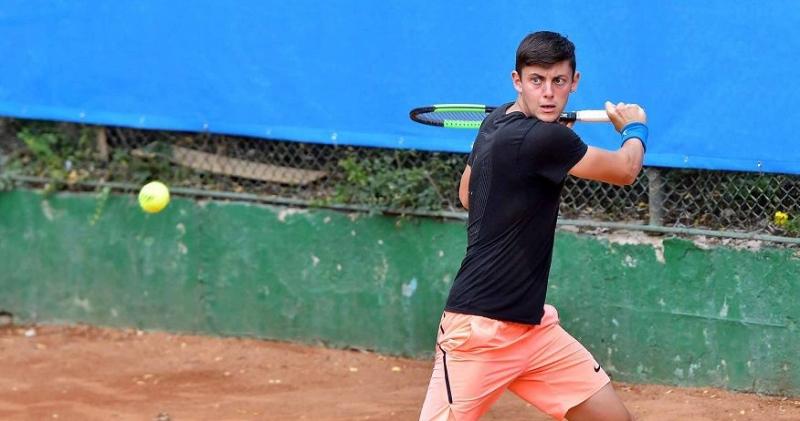 Лазаров на финал в Грузия