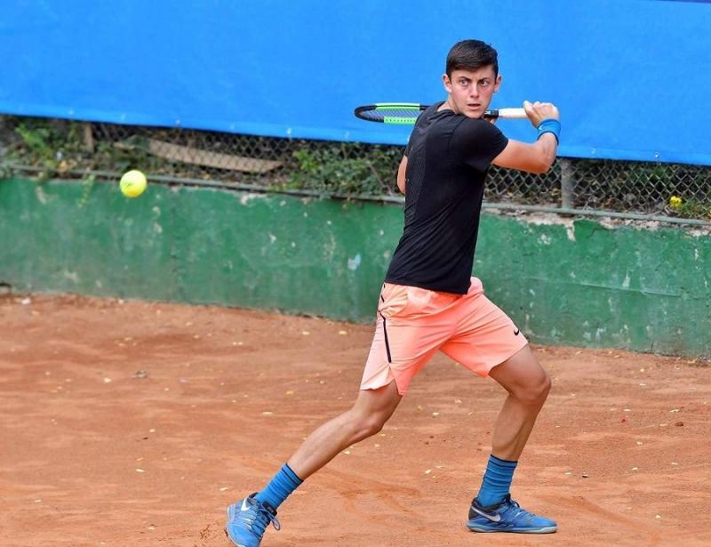 Лазаров в Топ 8 на турнир в Грузия