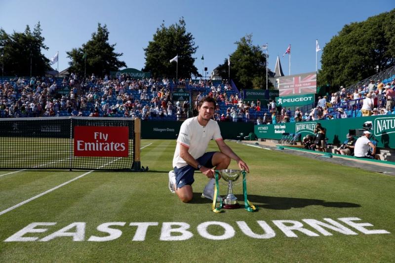 Миша Зверев дочака първата си ATP титла