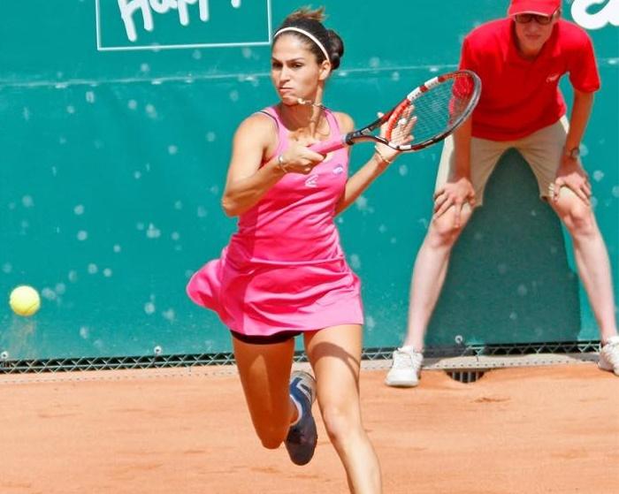 Шиникова на полуфинал на двойки в Унгария