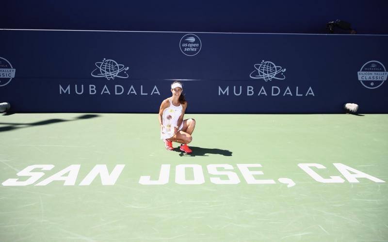30-годишна румънката дочака първа WTA титла