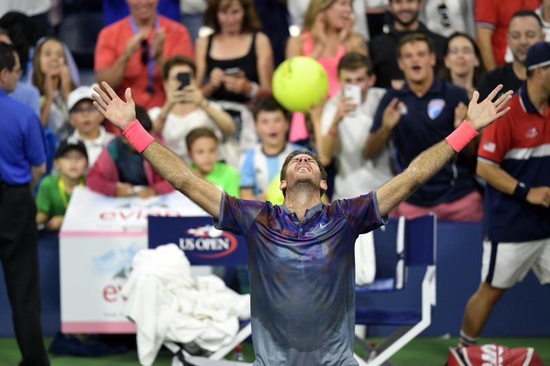 Дел Потро: US Open е любимият ми турнир, дано създам още спомени