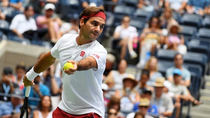 Федерер срещу Кириос в Ню Йорк