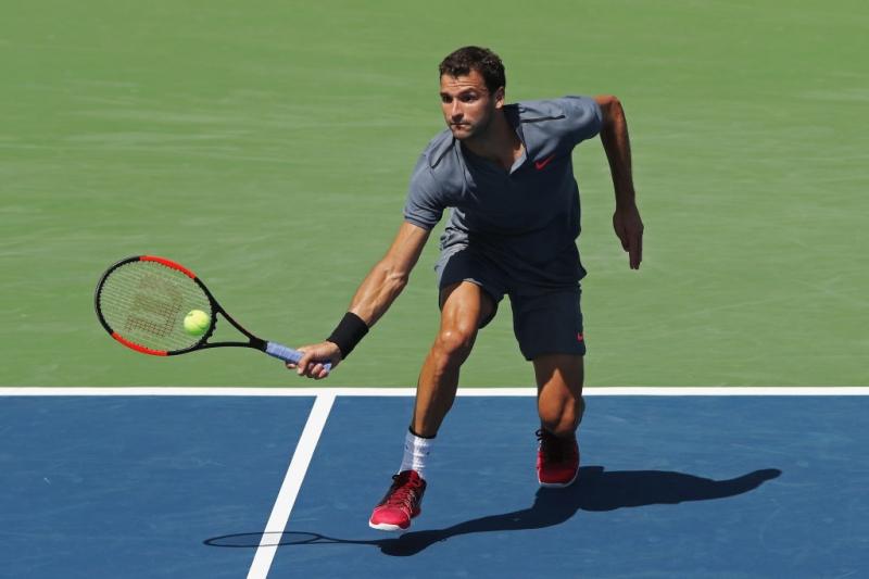 Григор е фаворит №12 на букмейкърите за титлата от US Open