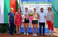 Аршинкова е Държавна шампионка на България (снимки)