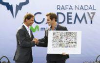 Рафаел Надал отваря академия в Мексико