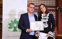ЗД Евроинс АД спечели награда в конкурса Застрахователи на обществото 2018