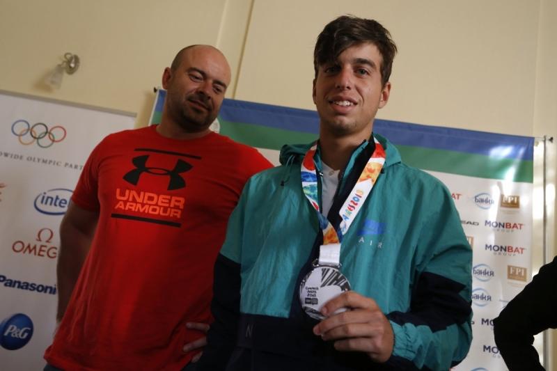 Адриан Андреев: Догодина искам титла от Големия шлем