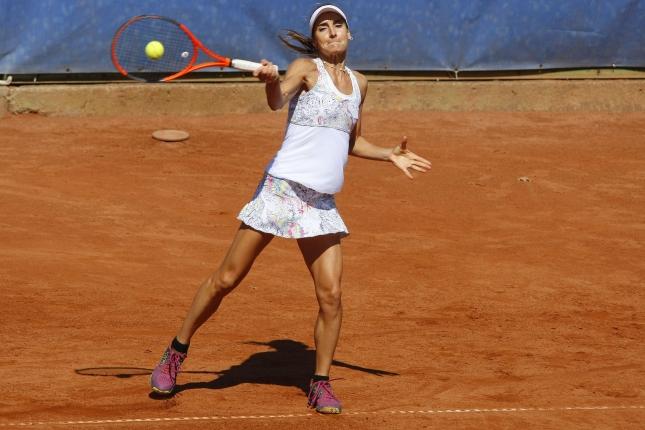 Диа Евтимова е четвъртфиналистка в Анталия