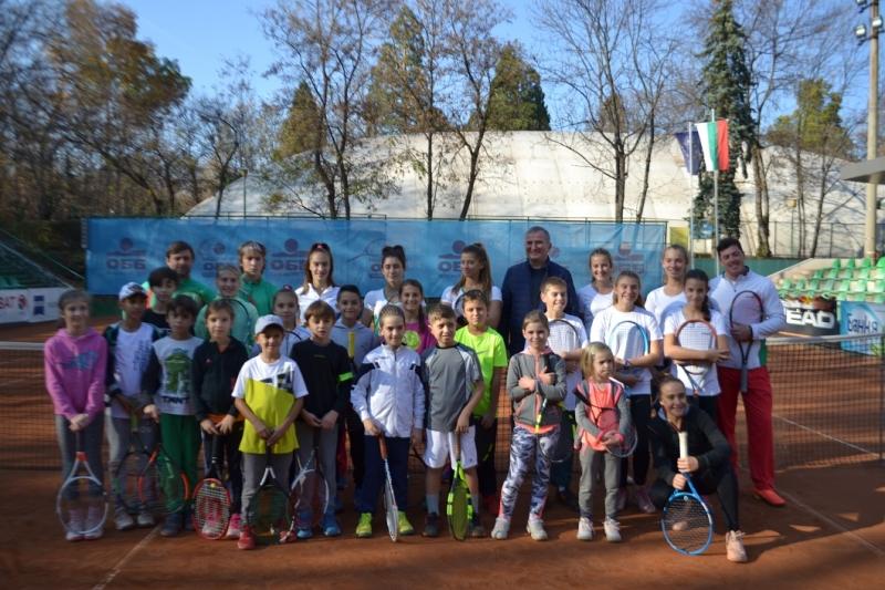 Горан Джокович се срещна с български таланти