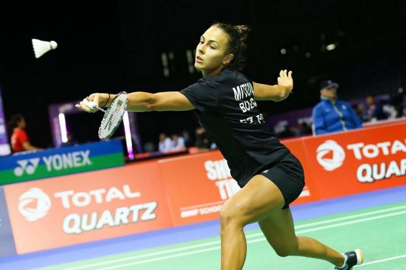 Сребро за Мария Мицова на турнир в Унгария