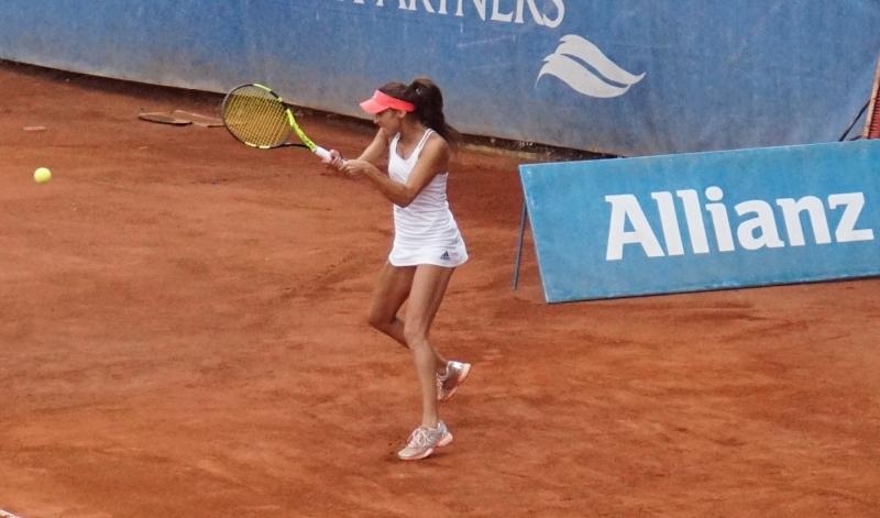 Вангелова загуби финала в Гърция