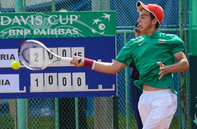 Адриан Андреев отпадна на полуфиналите на Ориндж Боул