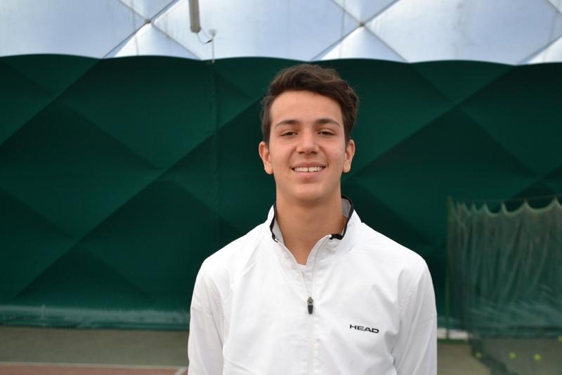 Антъни Генов отново е избран в отбора на ITF