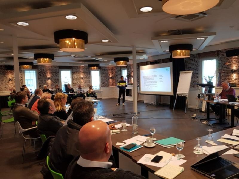 България участва в съдийски семинар на ITF