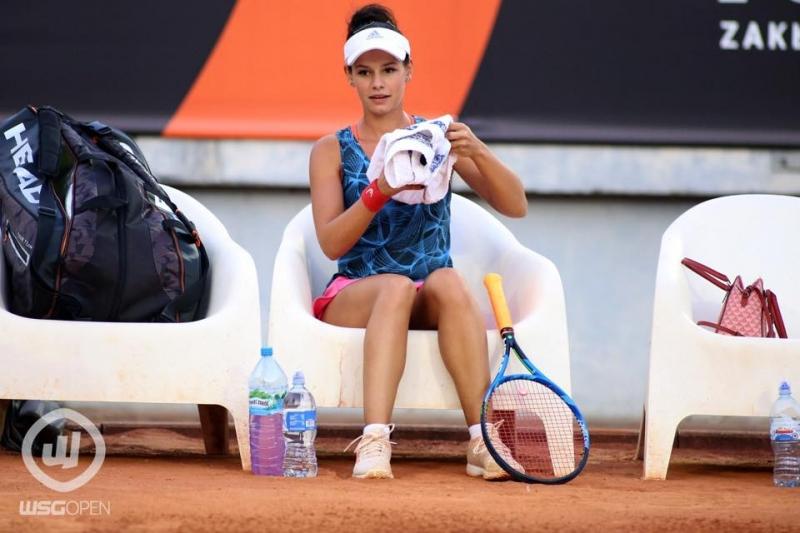 Квалификантка отстрани Стаматова в Италия