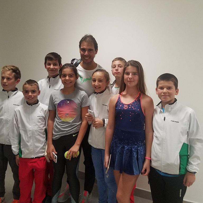 Нови български победи в академията на Надал