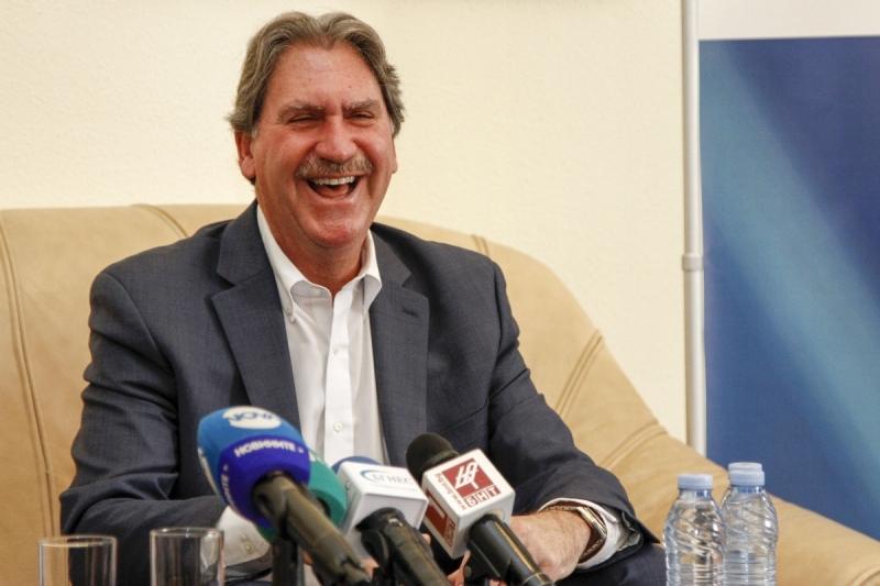Президентът на ITF отново идва в България