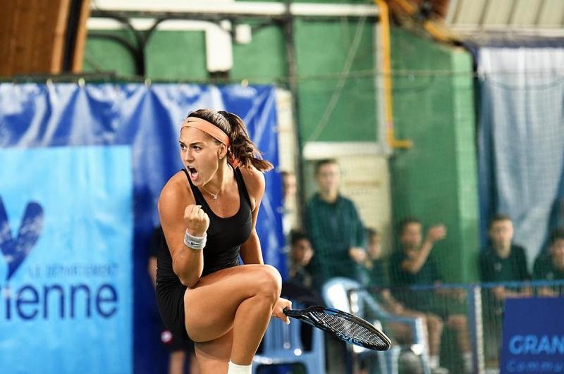 Терзийска: Пожелавам си да играя в турнири на WTA