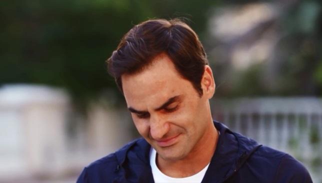 Федерер се разплака на въпрос за един от откривателите му