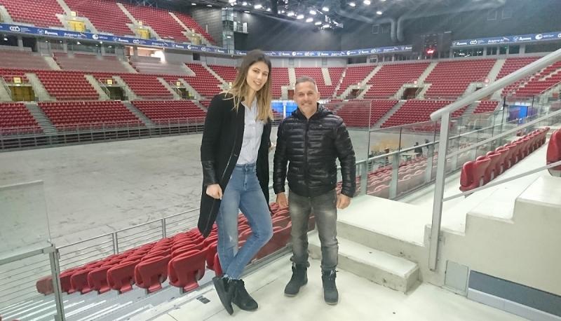 Пиронкова и Данчо Йовчев се присъединиха към отбора на Sofia Open