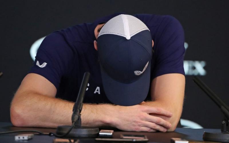 Световният тенис елит застана до Анди Мъри