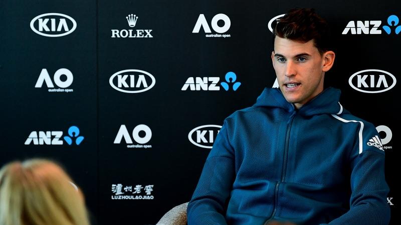 Тийм приключи Australian Open с контузия