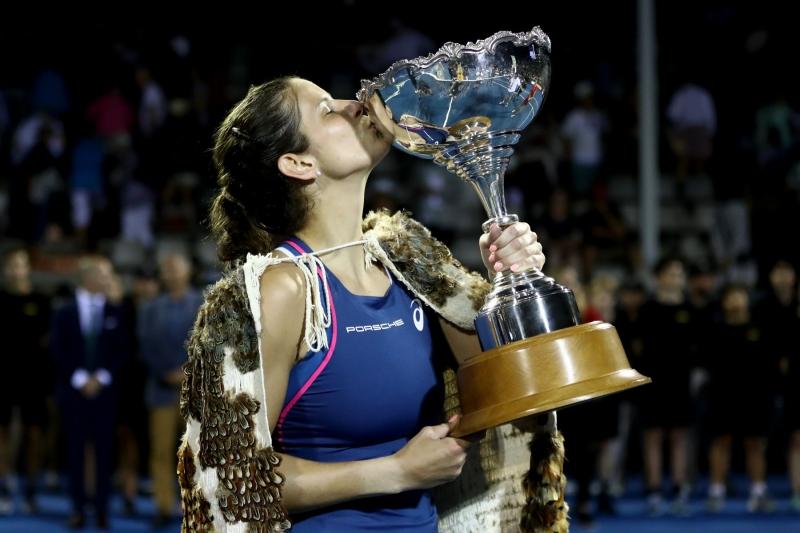 Юлия Гьоргес защити титлата си
