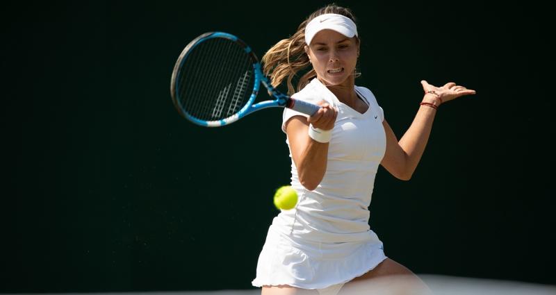 За трета поредна година Виктория Томова получава финансиране от ITF