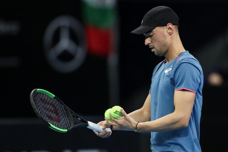 Кузманов преодоля първия кръг в Банкок