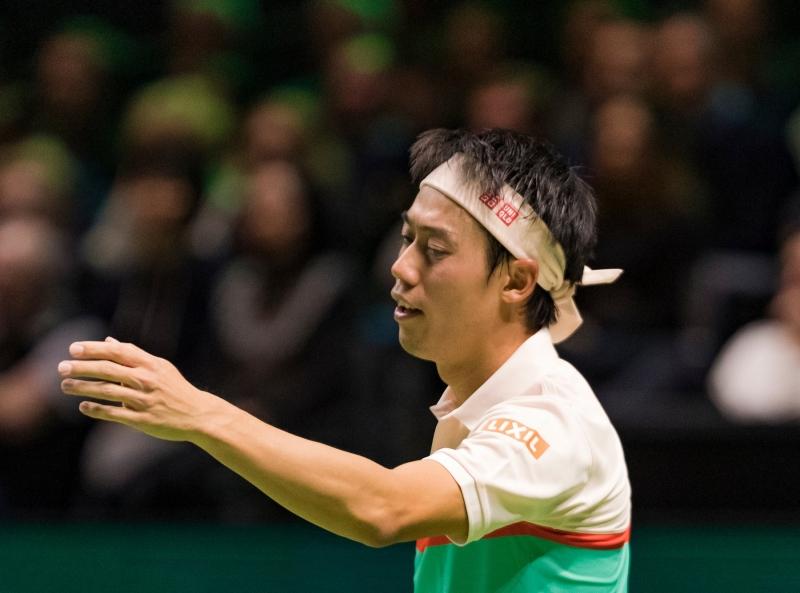 Нишикори дебютира в Ротердам с победа