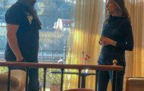 Стефан Цветков проведе работна среща с Моника Селеш