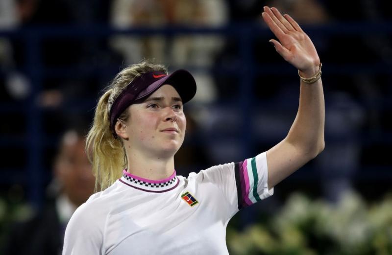Свитолина продължава защитата на титлата в Дубай