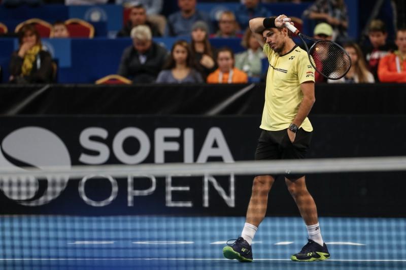 Вавринка е аут от Sofia Open (снимки)