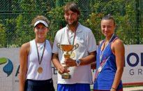Българска двойка на полуфинал в Анталия