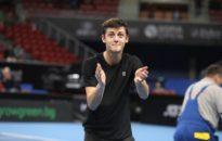 Лазаров се завръща на корта на турнир в Русия