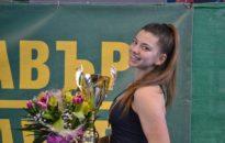 Дария Радулова във финалната четворка в Бургас