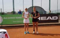 Лия Каратанчева спечели титлата в Свиленград