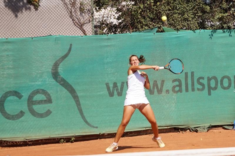 Габриела Михайлова достигна финалната четворка