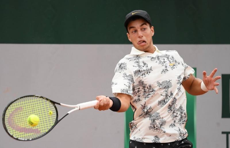 Адриан Андреев се отказа на Ролан Гарос