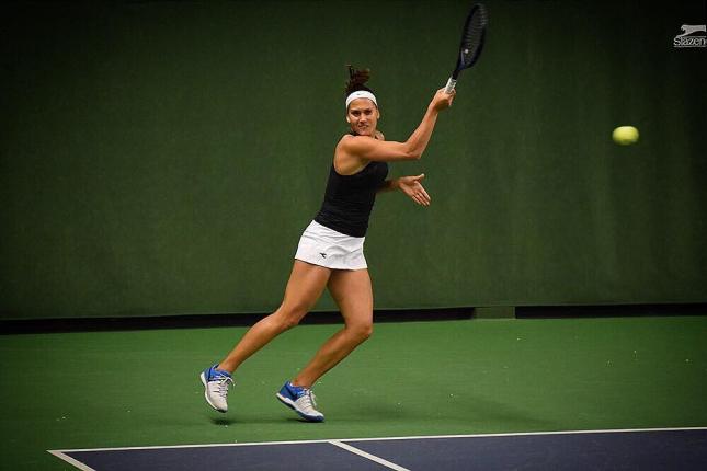 Джулия Терзийска е четвъртфиналистка в Мадрид